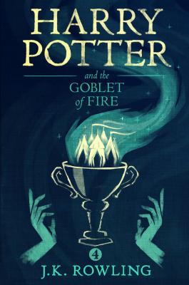 Harry Potter and the Goblet of Fire - Дж. К. Роулинг Harry Potter