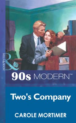 Two's Company - Carole  Mortimer