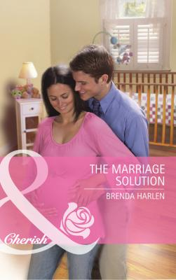 The Marriage Solution - Brenda  Harlen
