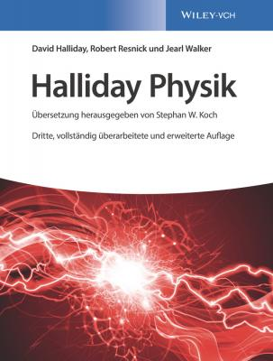 Halliday Physik - David Halliday