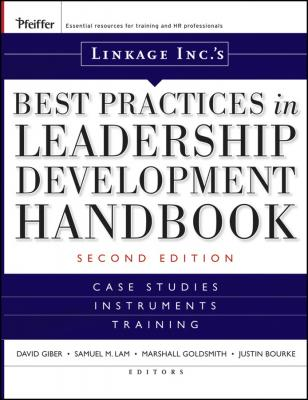 Linkage Inc's Best Practices in Leadership Development Handbook - Marshall Goldsmith