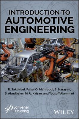 Introduction to Automotive Engineering - R. Sakthivel