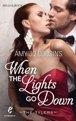 When the Lights Go Down - Amy Jo Cousins Mills & Boon E