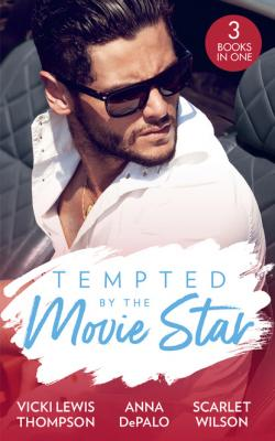 Tempted By The Movie Star - Anna DePalo Mills & Boon M&B