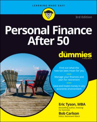 Personal Finance After 50 For Dummies - Eric Tyson